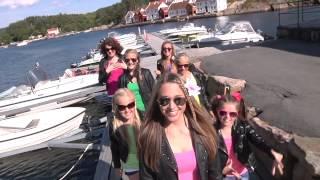 Jentegruppa Seven STOLE PÅ med solist Mathea