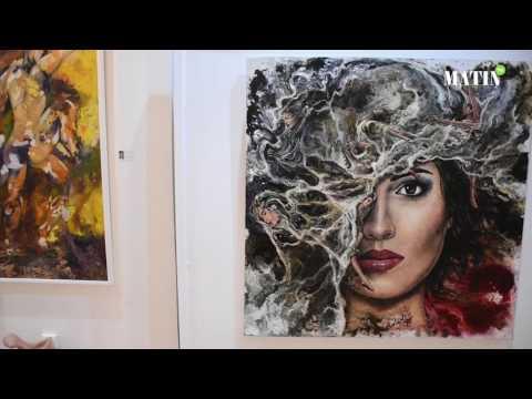 L'exposition «Gestations en Luminescences» ouverte au public