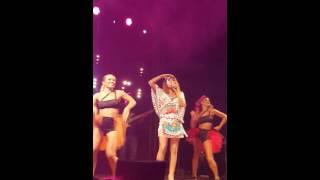 Helena Paparizou  fiesta (kavala Paradise beach Bar 10.08.16(6)