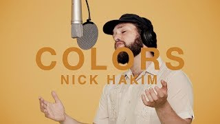 Nick Hakim - Roller Skates | A COLORS SHOW