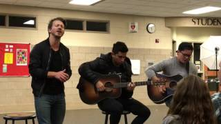 Tenth Avenue North: Control (Live - Acoustic) - What You Want Tour 2016