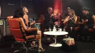 """The Corrs """"Meet the Artist"""" Lucern 28.07.2016"""