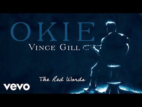 The Red Words de Vince Gill Letra y Video