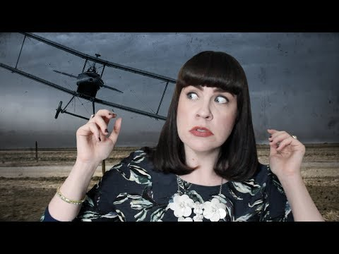 ASK A MORTICIAN– Corpses on a Plane!
