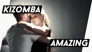 La sensualité à fleur de peau en dansant la Kizomba width=