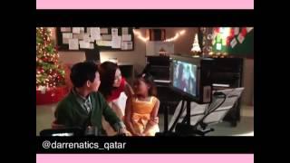 Darren, Lyca & Sarah BTS Jollibee Commercial