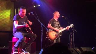 Corey Taylor in Hawaii King of Pain cover