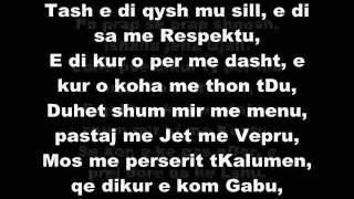 illBim ft. Arbresha - Lamtumire