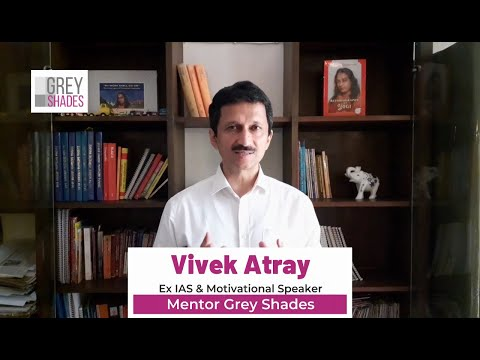 Vivek Atray, Ex IAS & Motivational Speaker.