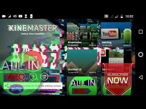 Download thumbnail for How to install kinmaster without water mark
