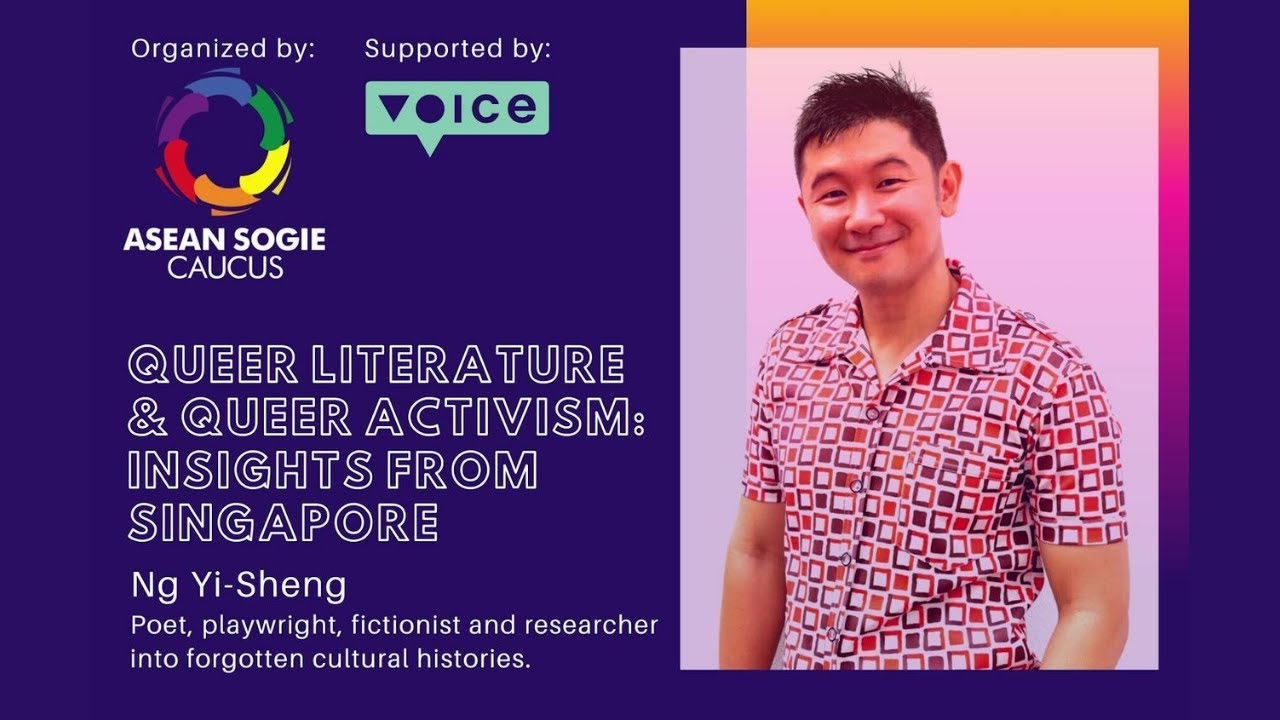 Thumbnail for Queer Literature and Queer Activism: Insights From Singapore