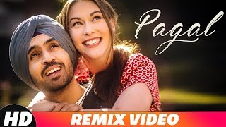 Pagal | Remix | Diljit Dosnajh | Dj Bhannu | Latest Remix Songs 2018 | Speed Records