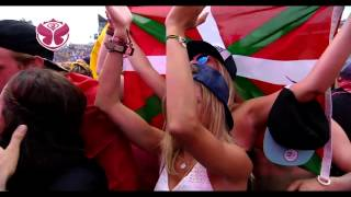 Tomorrowland Belgium 2015★Nicky Romero