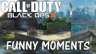 Black Ops 3 | Funny Moments #23 (ClockWorkGav Special and Double Ninja Defuse!)