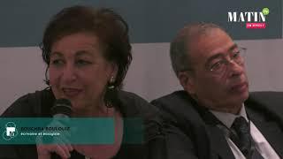 CCGM : « Valeurs, citoyenneté, confiance, déterminants du nouveau modèle de développement» : Intervention de Bouchra Boulouiz