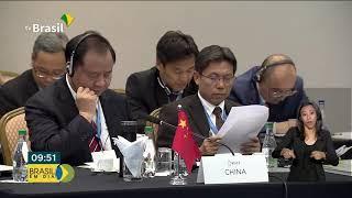 Ministros de Comunicação dos países do BRICS se reúnem em Brasília