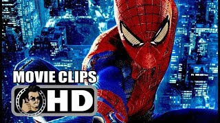 THE AMAZING SPIDER-MAN Clips + Trailer (2012)
