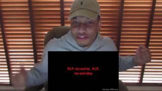 SKI MASK THE SLUMP GOD - RIP ROACH ft. XXXTENTACION (Lyrics) - REACTION