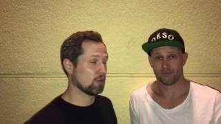 DJ Tonka trifft Bernd von der Mixcon