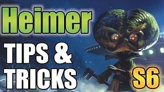 Heimerdinger Tips & Tricks: Crowd Control GOD  - League of Legends - LoL