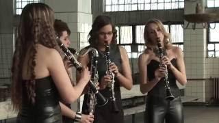 Astor Piazzola - LIBERTANGO / CANTARINA CLARINETE