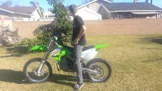 2003 KX 250 2 Stroke