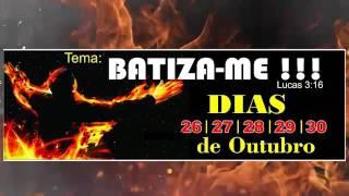 Batiza me   Fernandinho   Lyric Vídeo Oficial