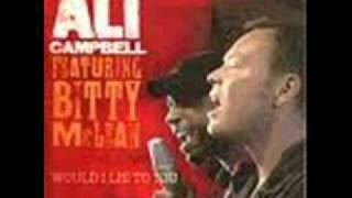 Ali Campbell & Bitty McLean - Would I Lie To You (Customized Mix)