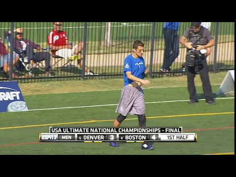 Video Thumbnail: 2014 National Championships, Men's Final: Denver Johnny Bravo vs. Boston Ironside