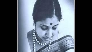 Asha Bhosle - Rhimjhim Barsaat Rahi - Shri Krishna Bhakti (1955)
