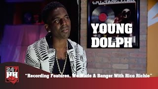 Young Dolph - Recording Features, We Made A Banger With Rico Richie (247HH Wild Tour Stories)