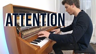 #BestCoverEver Charlie Puth - Attention (Piano cover) - Peter Buka