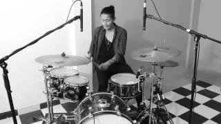 PXNDX - LOS MALAVENTURADOS NO LLORAN Drum Cover por ALX