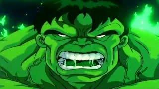 Hulk (intro | series 3 | cartoon) 1996 a.k.a. The Incredible Hulk