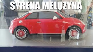 Syrena Meluzyna - prezentacja modelu w skali 1:5