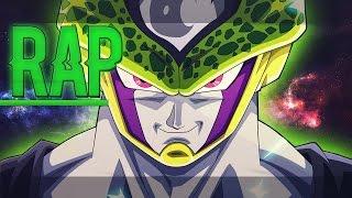 Rap do Cell ( Dragon Ball Z ) | Transformação E Absorção | Tributo 02 Gant Rap