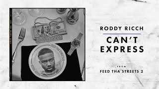 Roddy Ricch - Can't Express [Official Audio]
