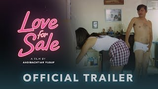 LOVE FOR SALE - Official Trailer | 15 Maret 2018