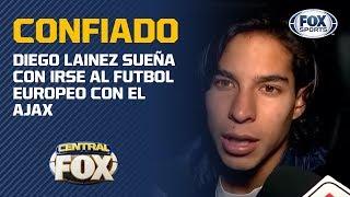 """Lainez: """"El América es un club que me ha apoyado desde chico"""""""