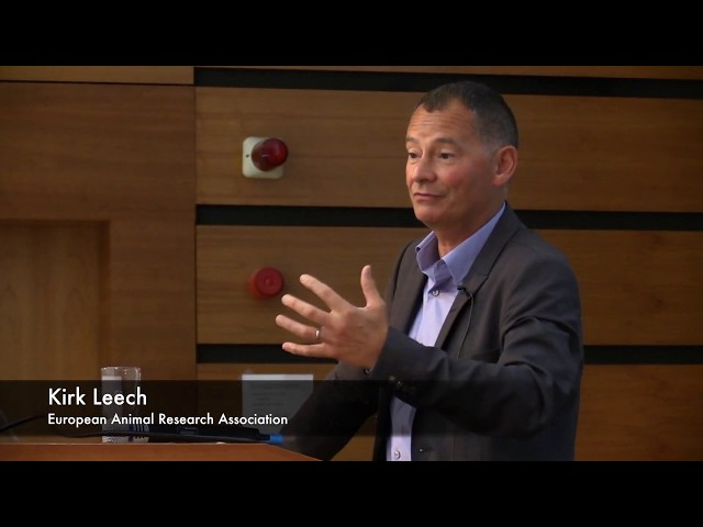 Improving Openness in Animal Research in Germany – video of EARA event in Berlin