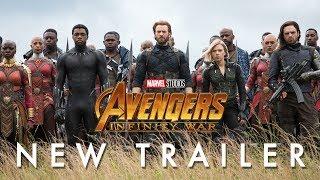 Marvel Studios' Avengers: Infinity War - Official Trailer width=