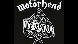 Motörhead - Ace Of Spades Lyrics