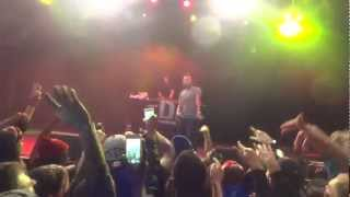 Kendrick Lamar - Backseat Freestyle - Live Concert In Glasgow Scotland