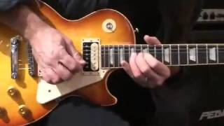 Gibson Les Paul Trad Whole Lotta Love solo cover Line 6   iPhone
