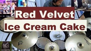 Red Velvet - Ice Cream Cake - Drum Cover - 레드벨벳 - 아이스 크림 케이크
