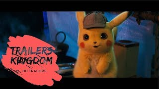 POKEMON: DETECTIVE PIKACHU Trailer