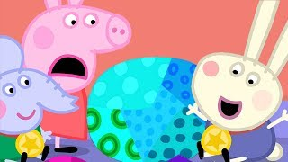 Peppa Pig English Episodes - New Compilation #8 (1 hour) Peppa Pig Official width=