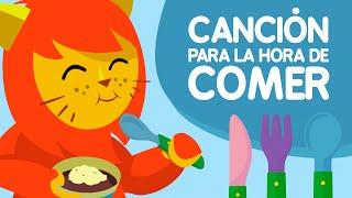 Canción Infantil Para La Hora de Comer De Niños y Bebés - Nene León