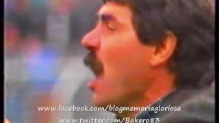 Benfica vence Braga com golaço no último minuto em 88/89