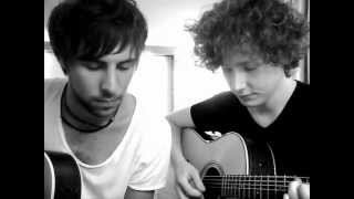 I Follow Rivers - Lykke Li / Triggerfinger (acoustic cover) Max Giesinger & Michael Schulte
